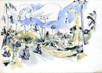 Galungan in Kediri by Pascal Hierholz
