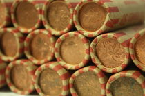 Plentiful of Pennies by Ashley Robertson