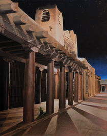 Starlight On SantaFe by Caleb Merrick
