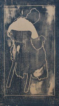 Knitter by John Powell