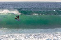 Julian Wilson surfing in Hossegore by Vsevolod  Vlasenko
