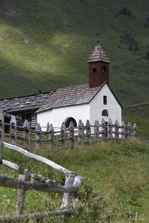 Alpine church von Raffaella Lunelli