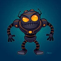 Angry Robot von John Schwegel