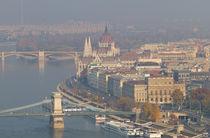 Budapest, Hungary by Evren Kalinbacak