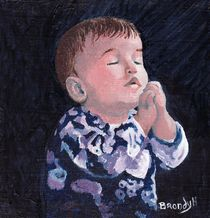 Pray Baby by Brandy House