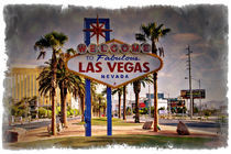 Welcome To Las Vegas Series 6 of 6 Impressions von Ricky Barnard