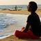Meditation-coromandel-coast-kovalam