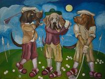 Cool Dogz like Golf von Aleksandr Trachishin