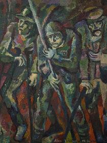 Last Lane of Defence von Aleksandr Trachishin