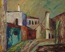 Old Street by Aleksandr Trachishin