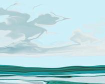 Oceanus IV von Pauline Thomas