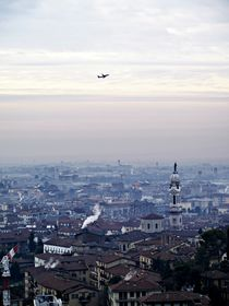 Good morning, Bergamo! by Gytaute Akstinaite