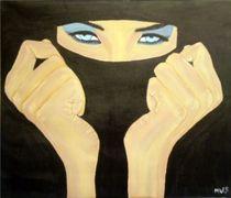 Arabic Eyes by Mark Shearman