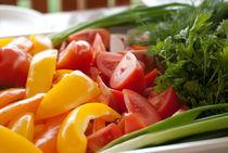 Fresh vegetables von Victoria Savostianova