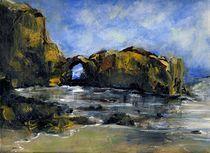 'Pearl Beach Arch Laguna' by Randy Sprout