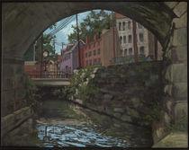Ellicott City Bridge by Edward Williams