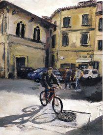 Biker Florencia von Randy Sprout