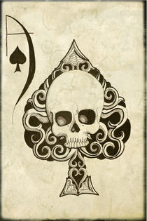 Ace of Spades von shayneofthedead