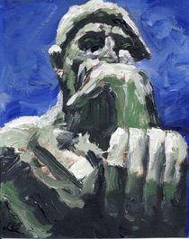 Rodin-thinker