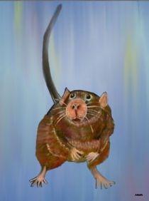 Rat by Mark Shearman