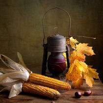 Herbstliches Stillleben by Nailia Schwarz