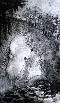 Trees Line 2 von Randy Sprout