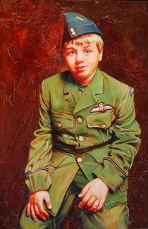 Fly Boy Dannie by Kelly McNeil
