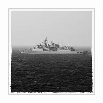 Kriegsschiff by Falko Follert