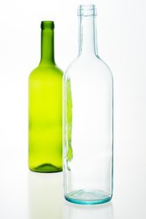 Two bottles by Peter Zvonar