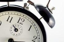 Retro alarm clock by Peter Zvonar