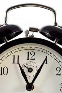 Retro alarm clock von Peter Zvonar