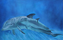 Delfine von Elke Sommer