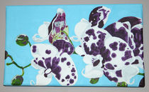 Orchids by Murra MacRory