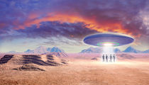 Ufo-and-aliens-in-the-desert