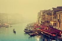 Grand Canal, Venice - Italy von Roland Nagy