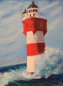 Leuchtturm von Elke Sommer