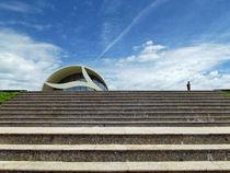 (Stairway) Coluna Prestes - Palmas, Brazil by Caio Capela