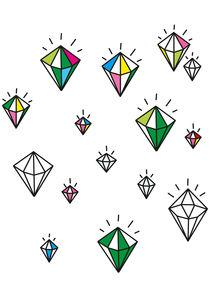Diamonds by Mikhail Komarov
