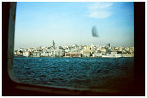 Galata Tower by OZLEMNUR ATAOL