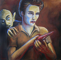 The Assassination of Edward Cullen by the Coward Nosferatu by Buffalo Bonker