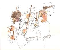 Folk Band von Alexandra Kovacs