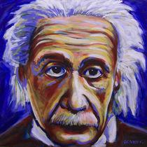 Albert Einstein von Buffalo Bonker