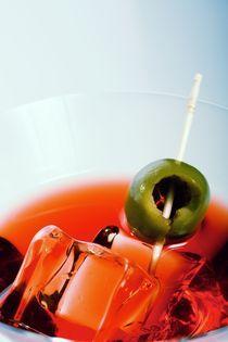 Martini glass von Peter Zvonar