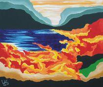 Valley of fire von Lalit Kumar Jain