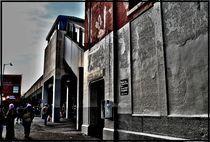 Metro station in the Bronx. NY USA by Maks Erlikh
