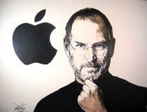 Steve Jobs Apple Guru by neal portnoy