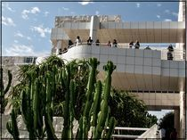 Getty Museum. Architect Richard Meier  by Maks Erlikh