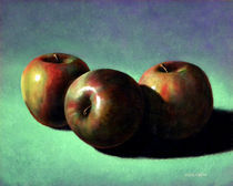 Fuji Apples by Frank Wilson