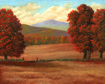 Autumn Pastures by Frank Wilson