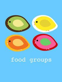 food groups by thomasdesign